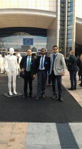 L'expérience à Bruxelles des étudiants du Séminaire d'Urbino